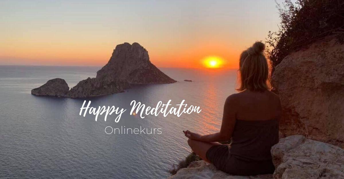 Happy Meditation Onlinekurs